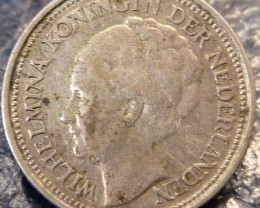 1939 HOLLAND10 CENTS  720     SILVER COIN CO 1428